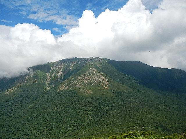 早池峰山H2807