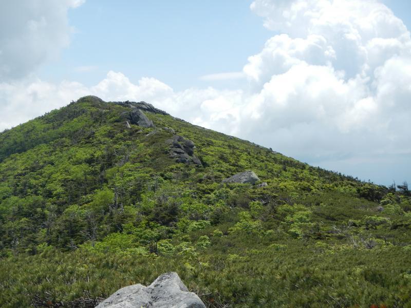 薬師岳r山頂