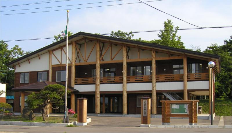 米代西部署庁舎