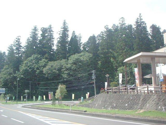矢立峠道の駅